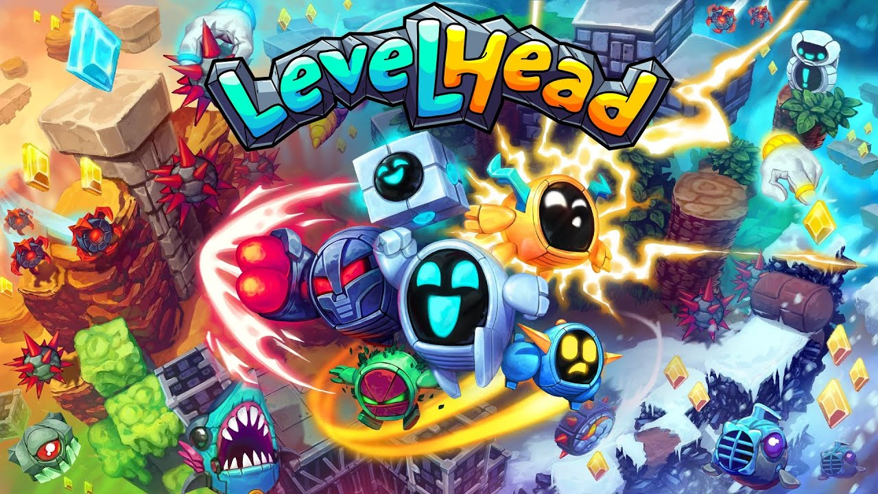 """Levelhead Receives """"Design Levels"""" Trailer, Still Coming Soon To Switch"""