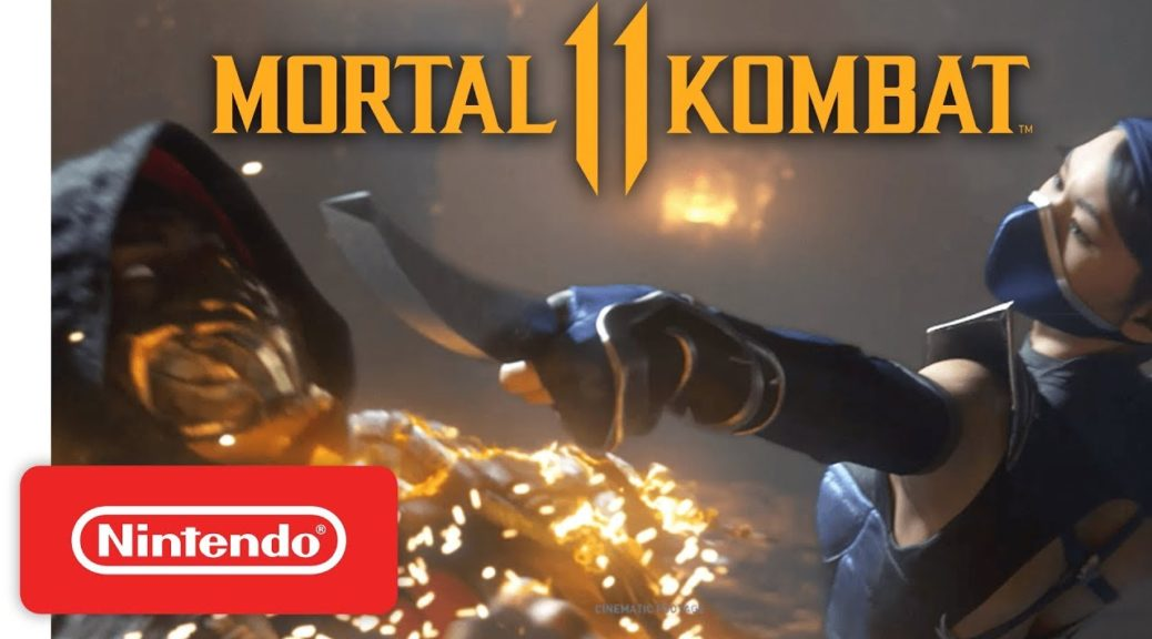 NetherRealm Have Two Mortal Kombat 11 Patches In Progress For Switch