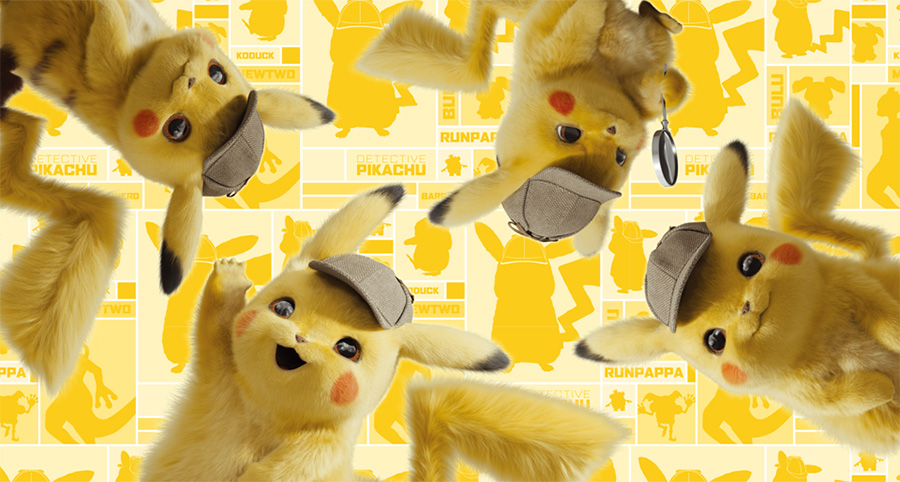 Pokemon Center Unveils Pokemon Detective Pikachu Movie Merchandise