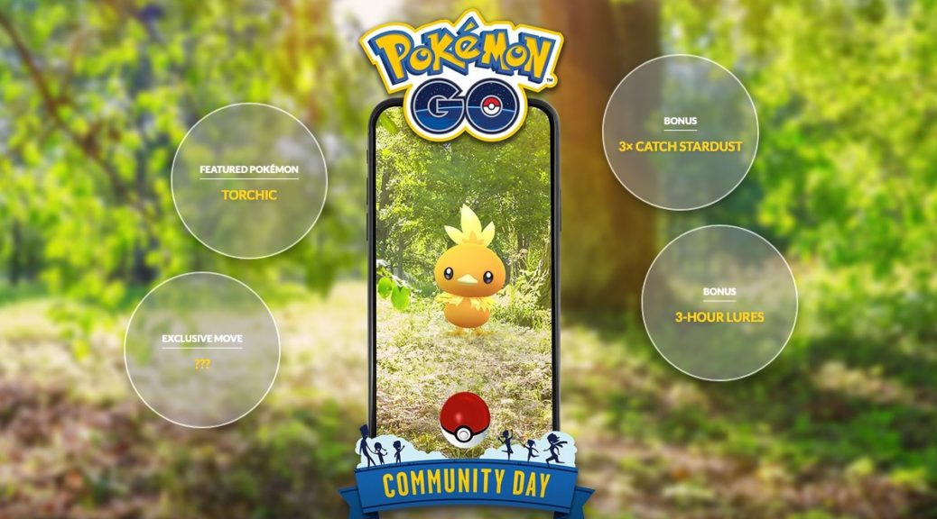 Pokemon GO Community Day May 2019's Featured Pokemon Is Torchic