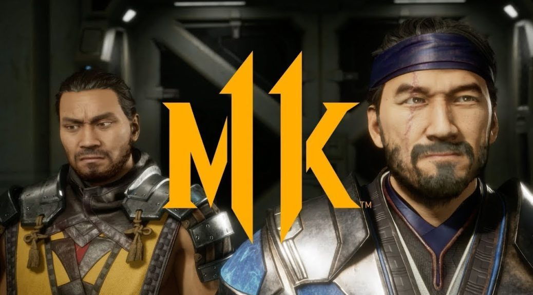 Watch The Official Mortal Kombat 11 Launch Trailer Featuring The