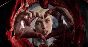 Cassie Cage's Fatality In Mortal Kombat 11 On Switch Gets a
