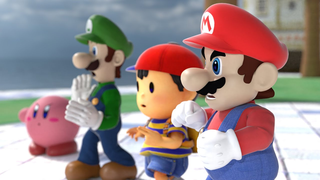 Fan-Made Super Smash Bros. Mini Series Now In The Works, First Preview With Ness Revealed