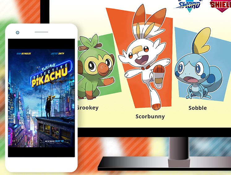 My Nintendo Now Offering Detective Pikachu And Pokemon Sword Shield
