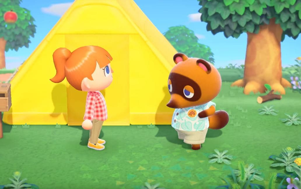 """The Next Issue Of CoroCoro Will Have """"Big Secret News"""" For Animal Crossing: New Horizons"""