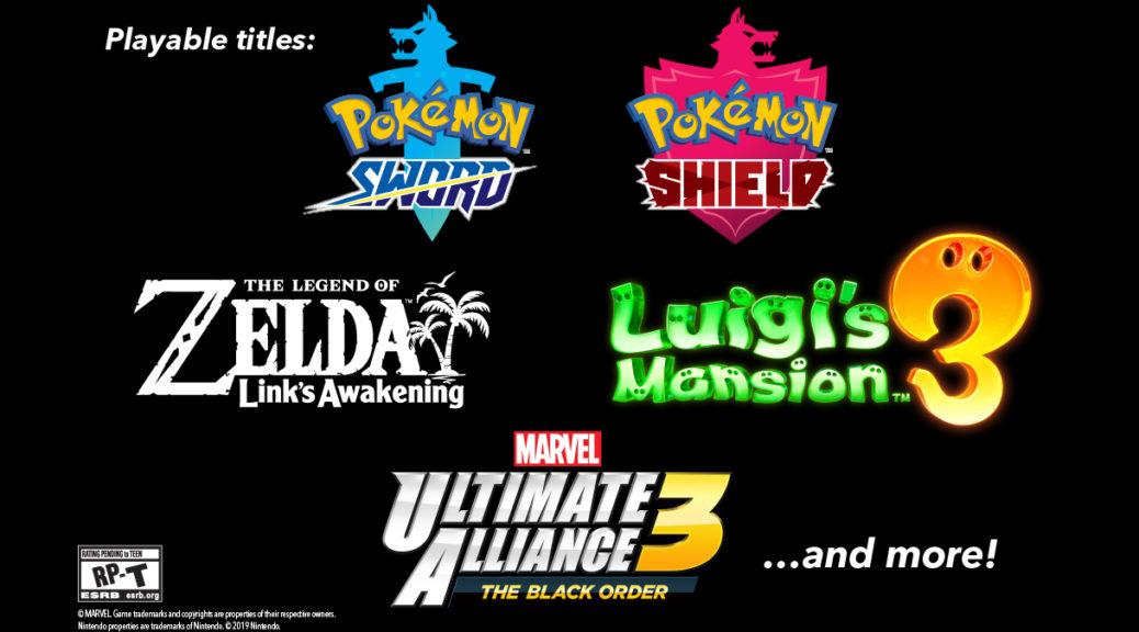 Nintendo E3 Games