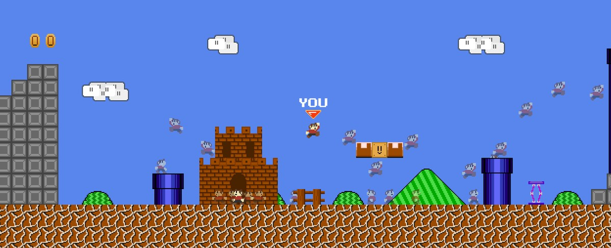 Dmca: Fanmade Mario Royale Reborn As DMCA Royale After Apparent