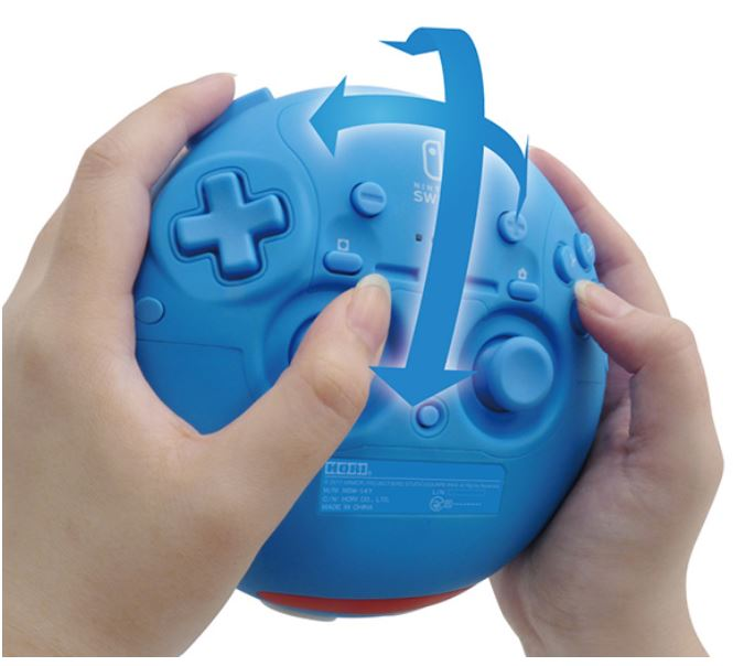 Switch Is Getting A Super Cute Dragon Quest Slime Controller From