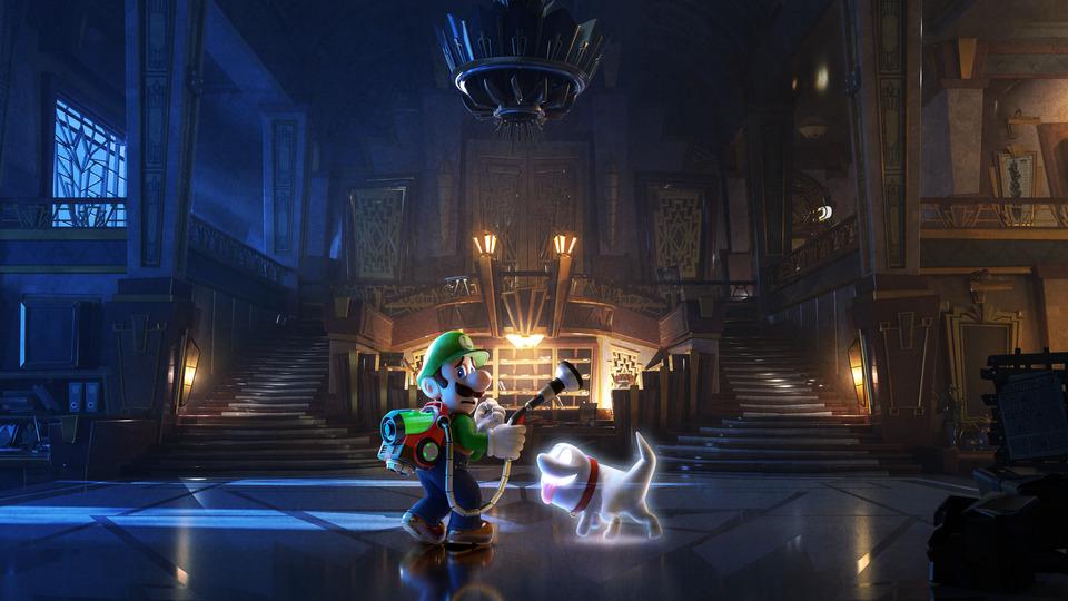 Luigi S Mansion 3 Will Be Updated Tomorrow Nintendosoup
