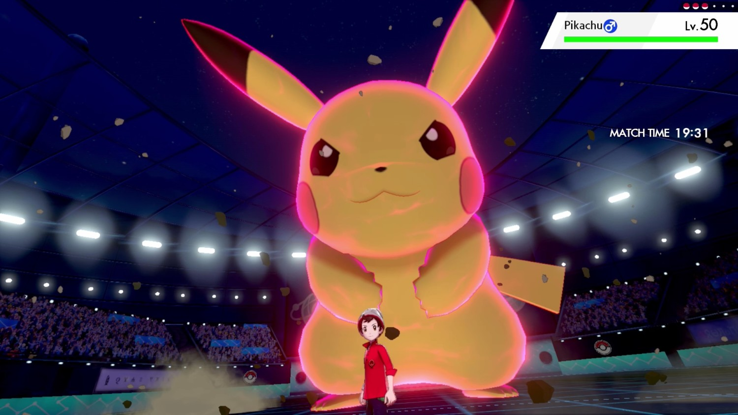 Here's How Long It Could Take To Beat Pokemon Sword And Shield