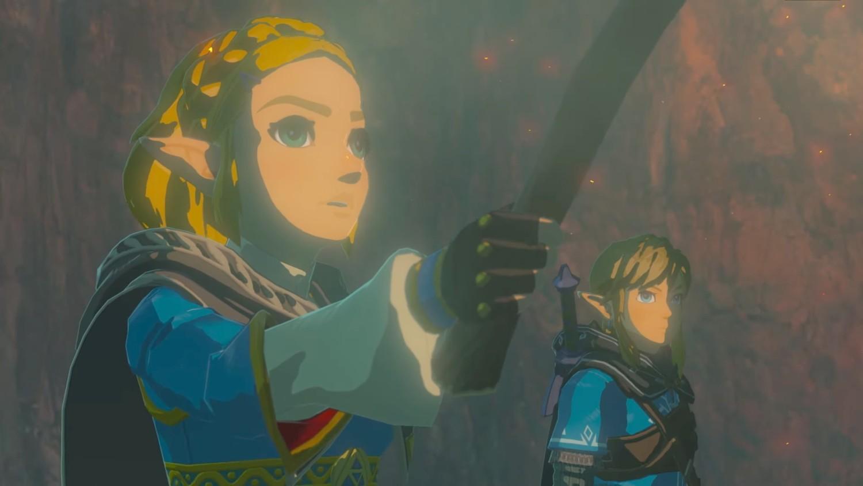 Zelda's Voice Actor Signs Fan's Copy of Breath of the Wild In Hylian