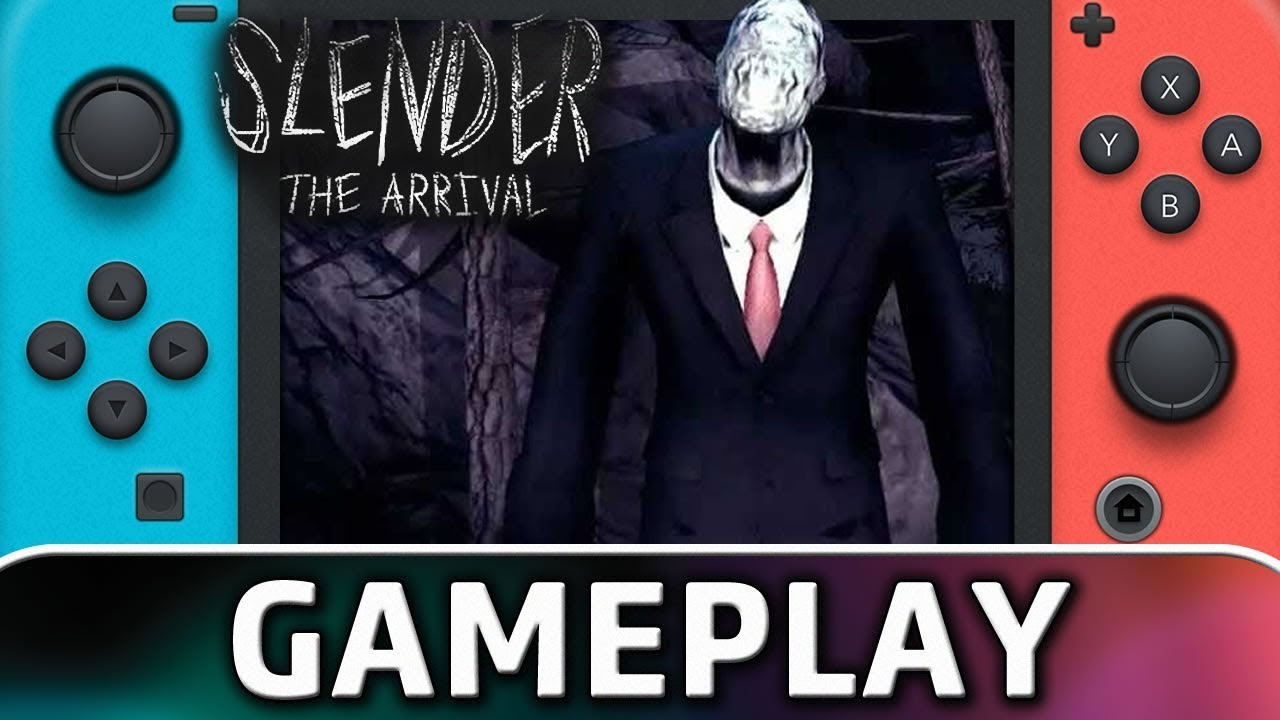 Check Out The First 10 Minutes Of Slender: The Arrival On Switch