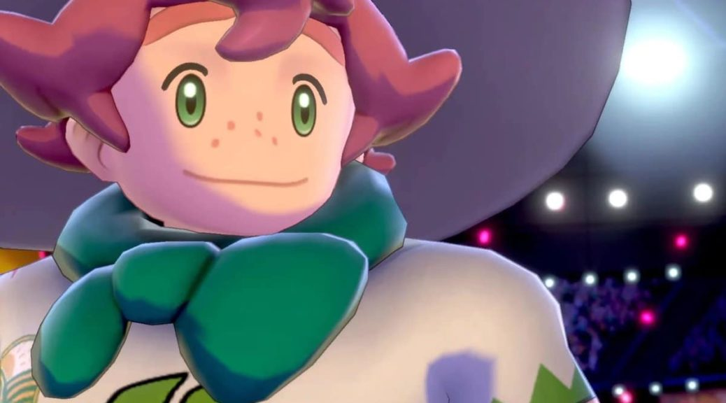 Fans Are Theorizing Whether The Grass Type Gym Leader In Pokemon