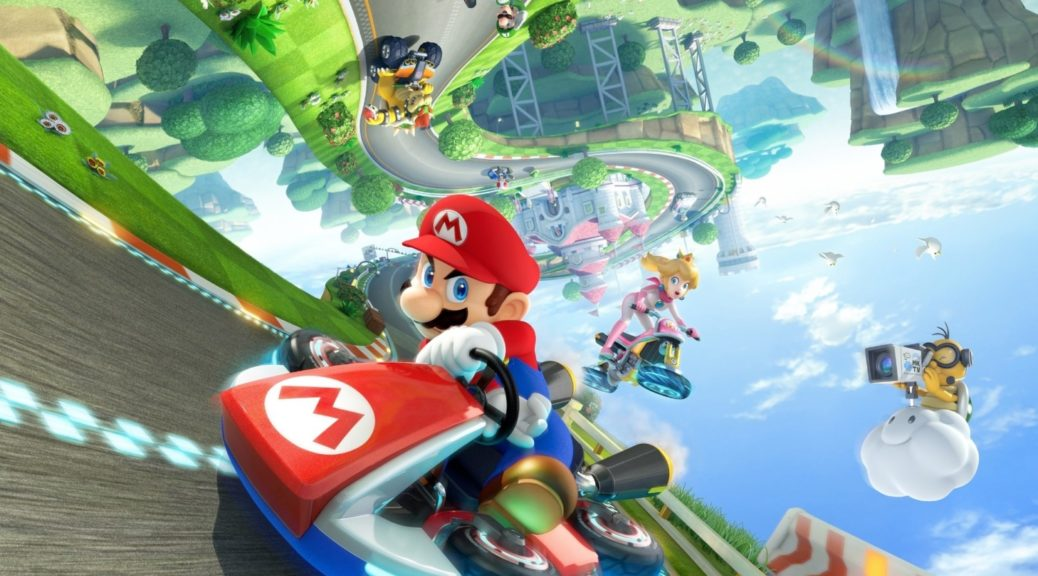 Mario Kart 8 Deluxe Stays In The Top For 3rd Week In France