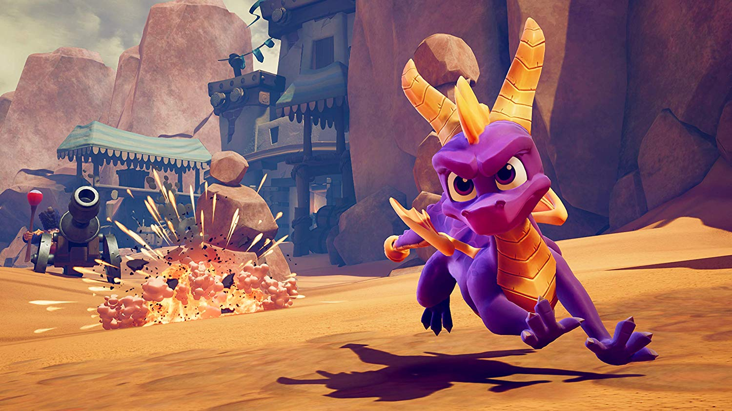 Spyro Reignited Trilogy Will Require An Extra Download On Switch