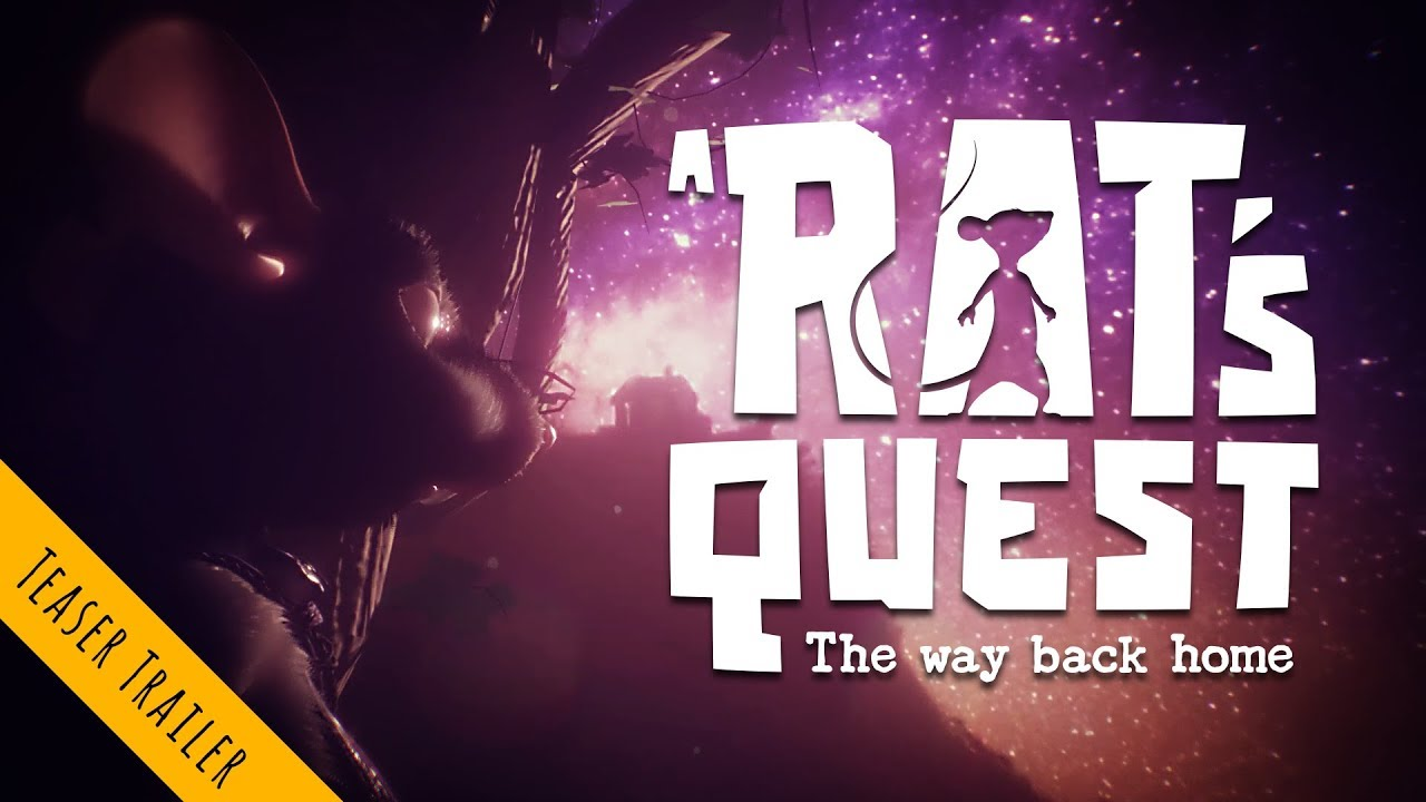 Action-Adventure 'A Rat's Quest: The Way Back Home' Now In Development For The Nintendo Switch