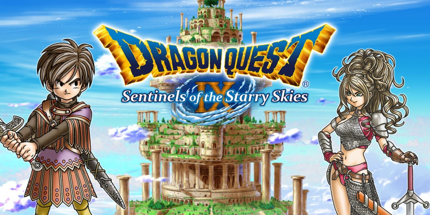 Level-5 Could End Up Remaking Dragon Quest IX For Switch