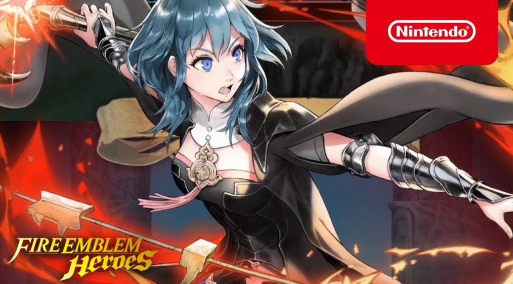 Fire Emblem: Three Houses Characters Join Fire Emblem Heroes