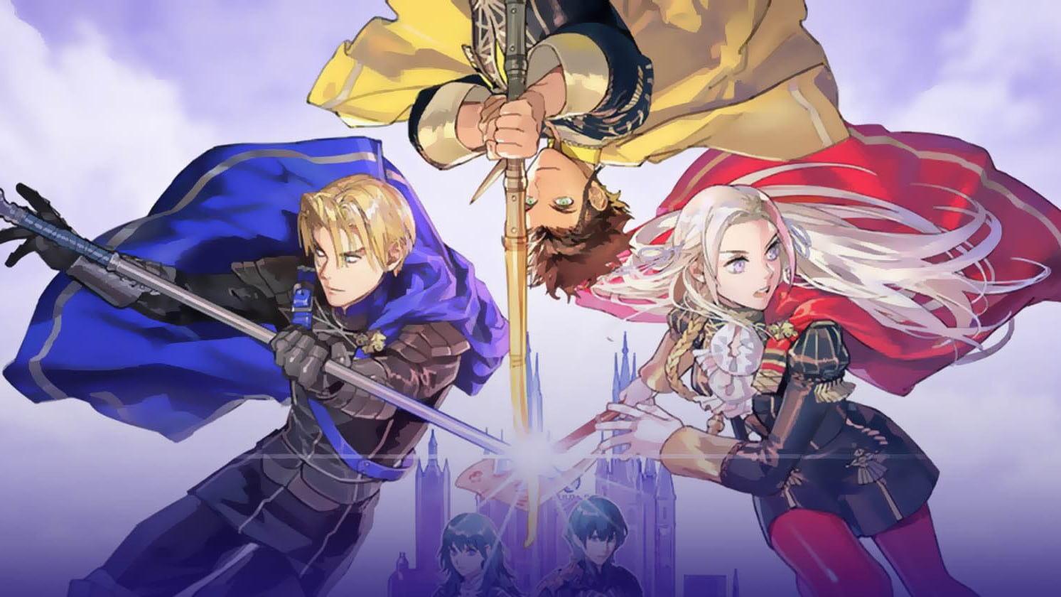 Fire Emblem: Three Houses Completely Dominates Japanese Sales Charts This Week