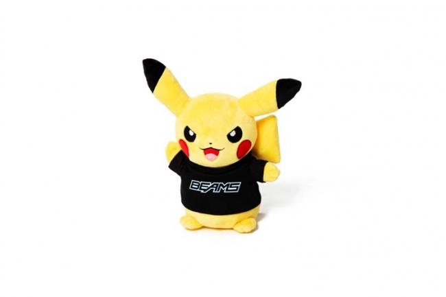 Pokemon Center BEAMS Pikachu Doll 2019 ver Japanese