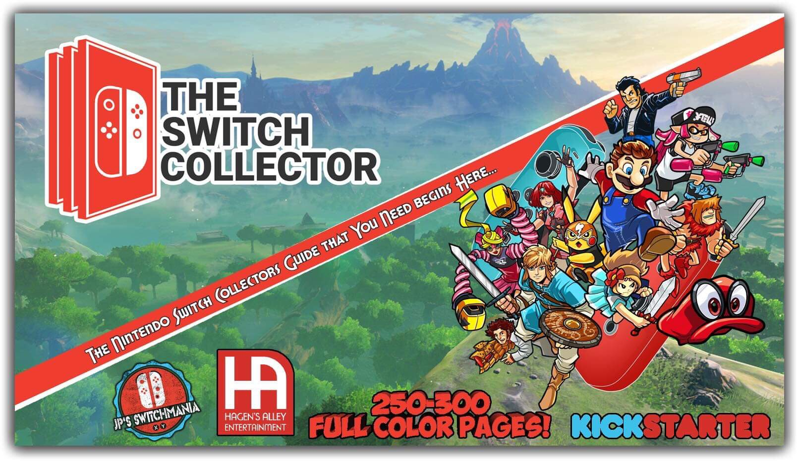 The Switch Collector Kickstarter Ends This Week