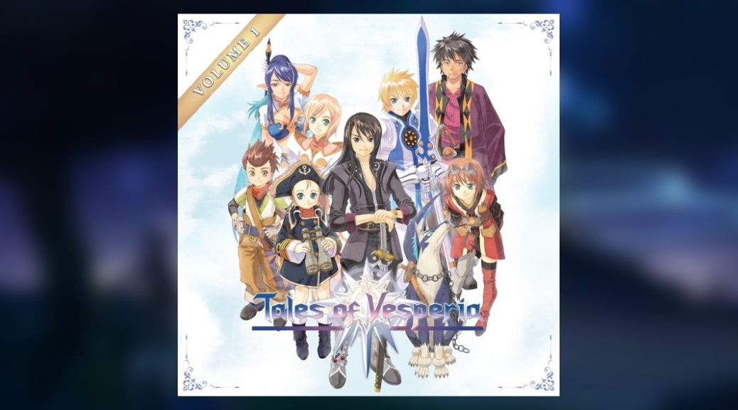 Tales of Vesperia gaming soundtrack