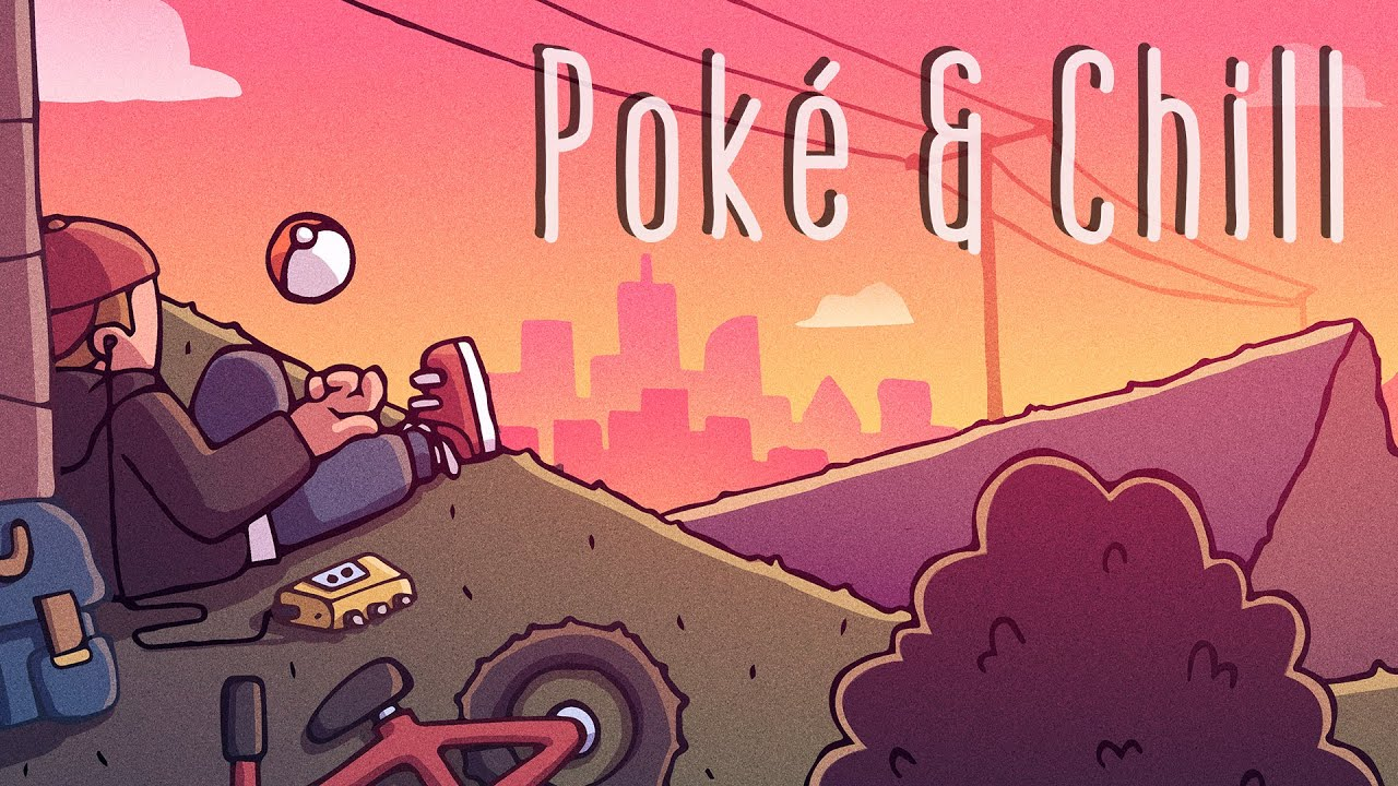 """""""Poke & Chill"""" Lo-Fi Hip Hop Remix Album Now Available For Purchase"""