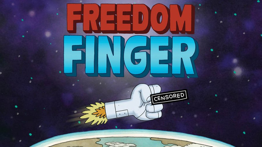 Freedom Finger Releasing September 27th On Switch
