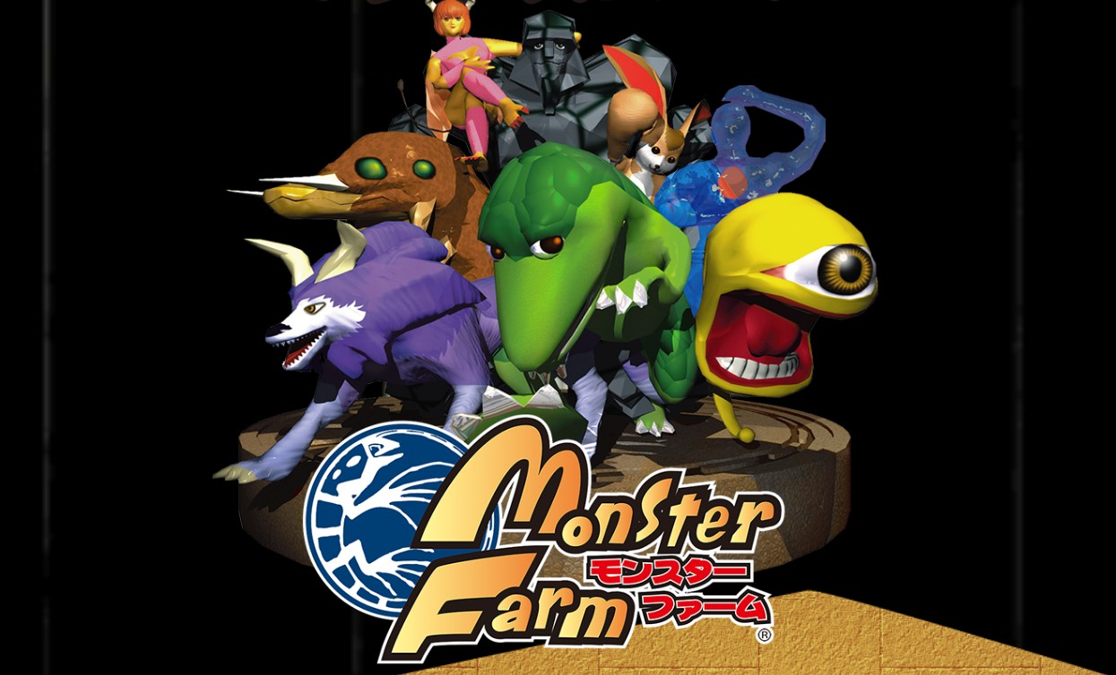 The Original Monster Rancher Will Be Getting A Switch Port, Arrives Later This Year In Japan
