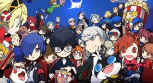 Persona Q2 Free 3DS Home Theme Now Available To Download Via