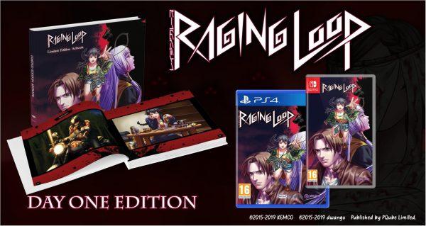 Raging Loop Launches October 18 EU, October 22 NA