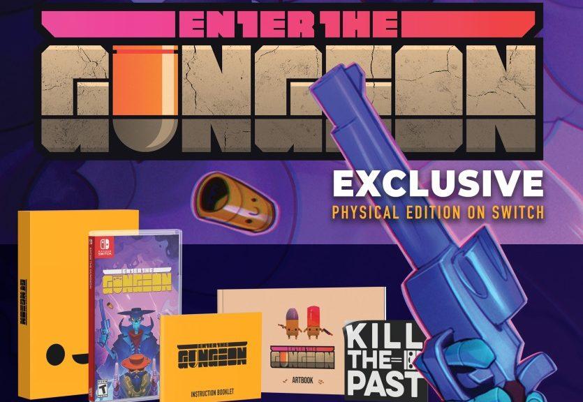 Enter The Gungeon Archives | NintendoSoup