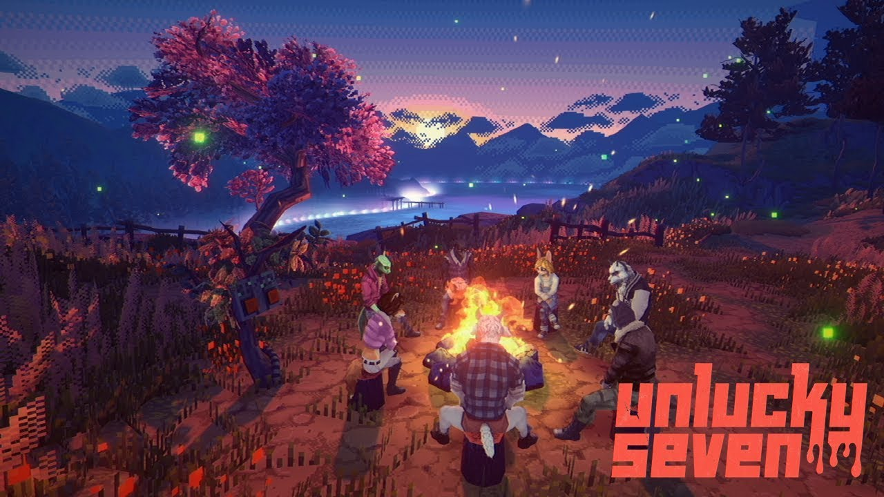 Horror Adventure Game Unlucky Seven Heading For Switch In 2020