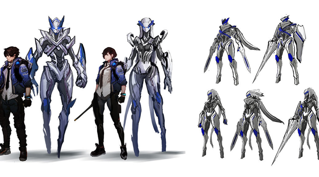 Astral Chain Art Director Shares How They Designed The