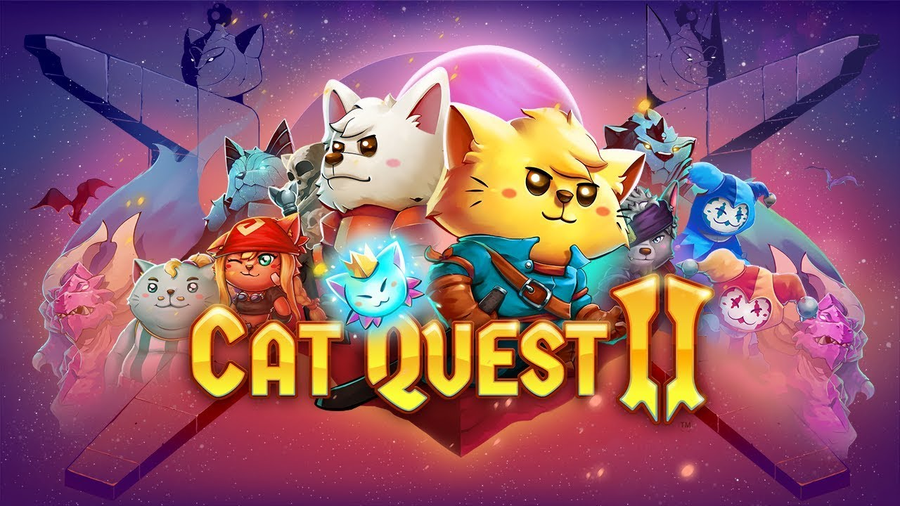 Cat Quest II Arrives Fall 2019 On Switch
