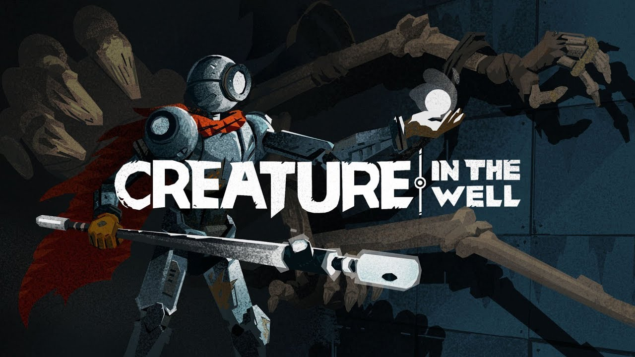 Top-Down, Hack & Slash, Dungeon Crawler 'Creature In The Well' Comes Out September 6th On Switch