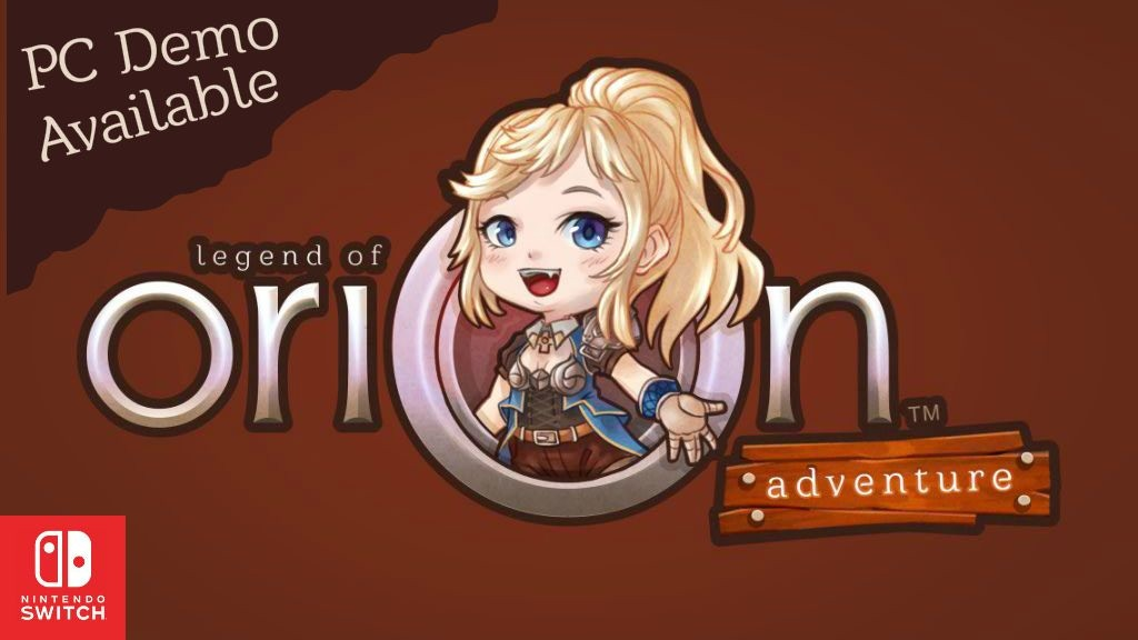 Legend Of Orion: Adventure For Switch Crowdfunding Campaign Kicks Off, Physical Version Being Offered