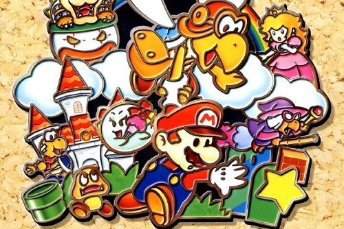 The Original Paper Mario Is Now 19 Years Old In Japan | NintendoSoup