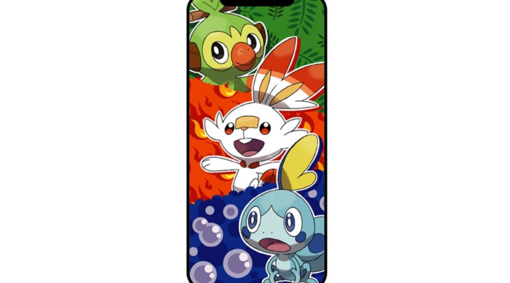 Water Pokemon Wallpaper Art Phone Case