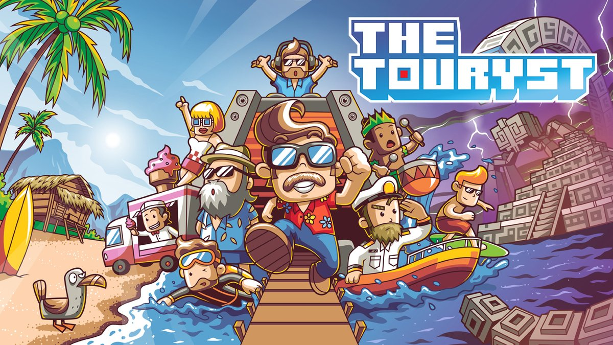 The Touryst Announced For Switch, Launches November 2019