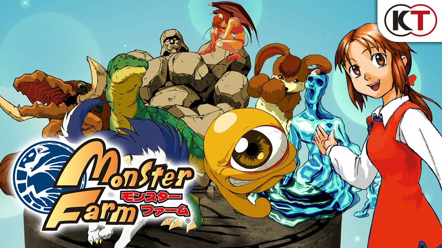 Monster Rancher Port Launches December 19 For Nintendo Switch