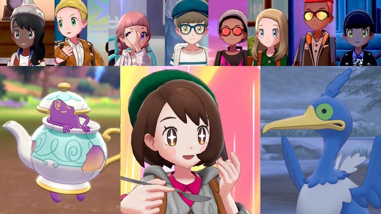 Pokemon Sword And Shield Is Hiding A Joy-Con Secret