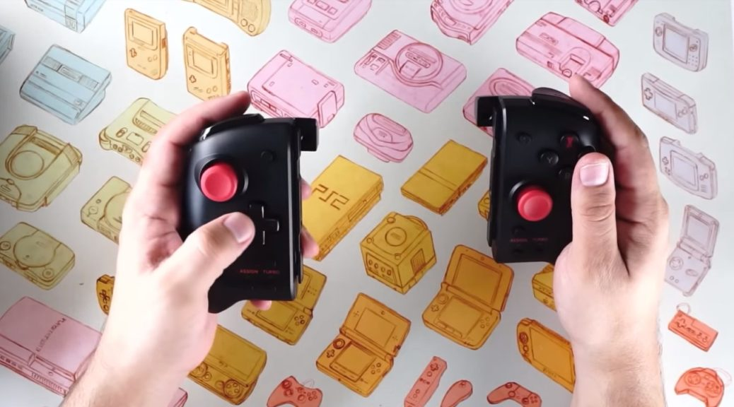 Check Out This Unboxing Of HORI's Daemon X Machina Themed