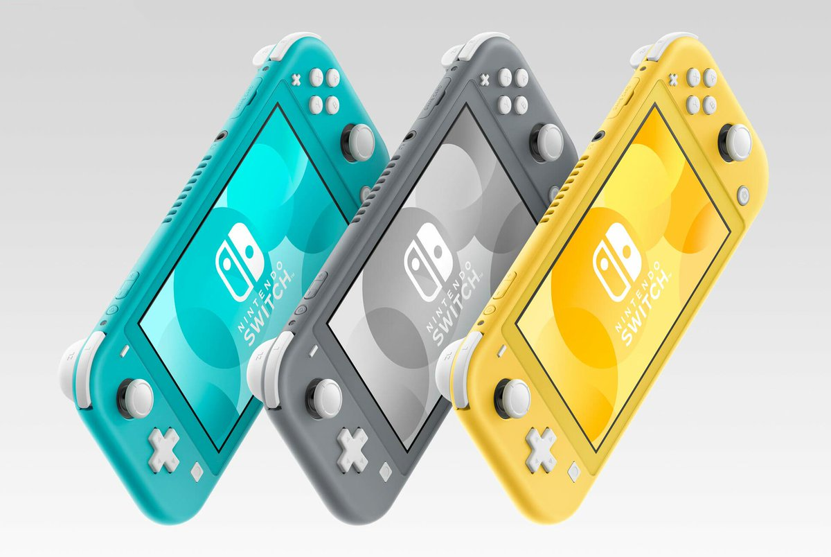 Nintendo Switch Lite Seems To Have Been Hacked Through A Hardware Exploit