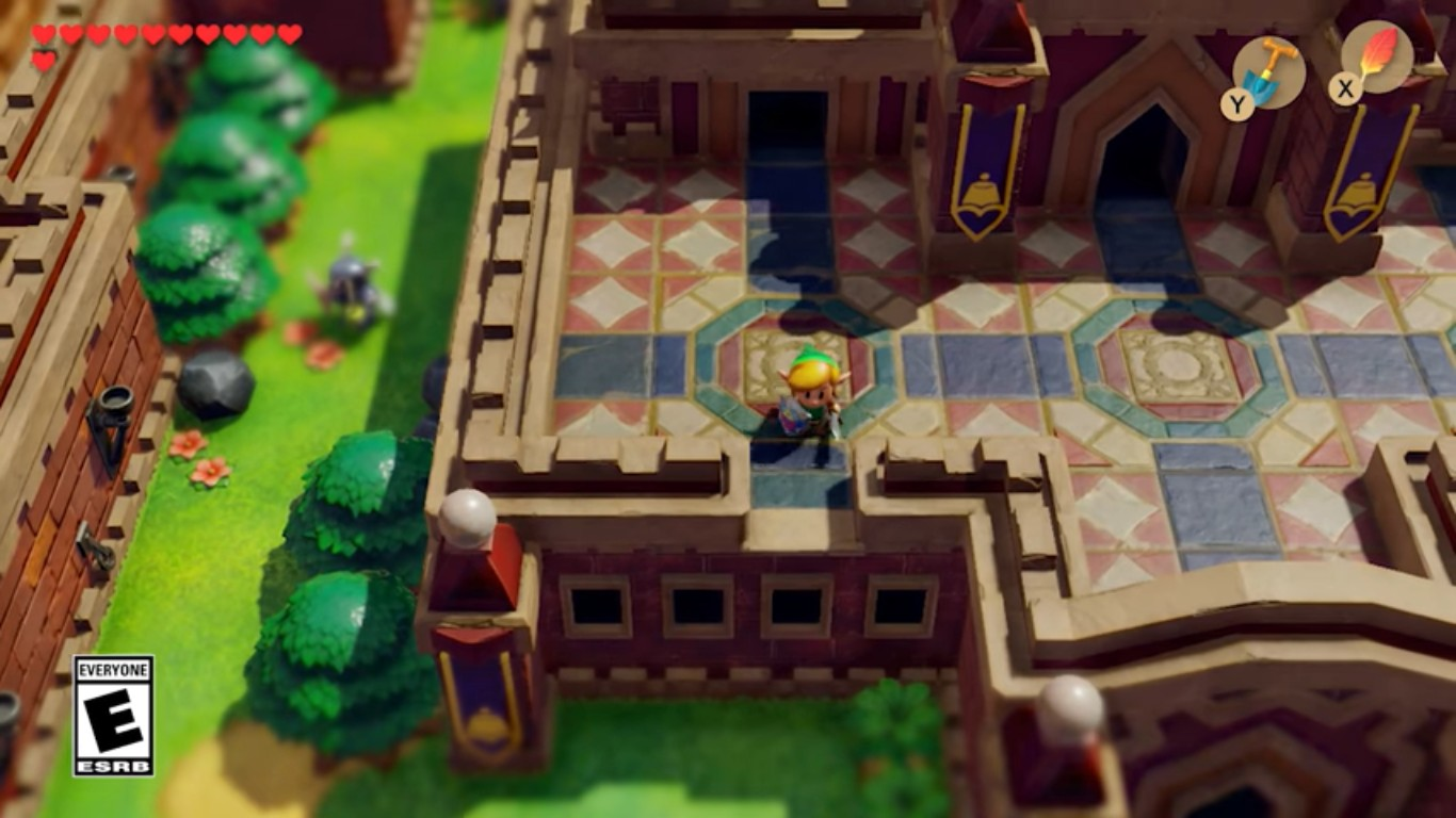 Zelda: Link's Awakening Remake Receives Preview Of The ...
