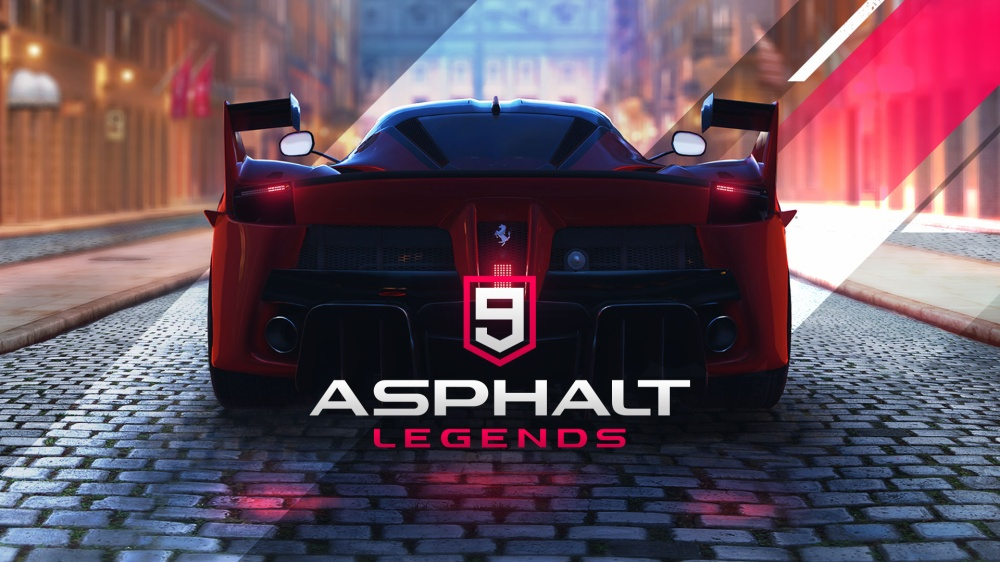 Asphalt 9: Legends Launches October 9, As Free-To-Play Title On Switch