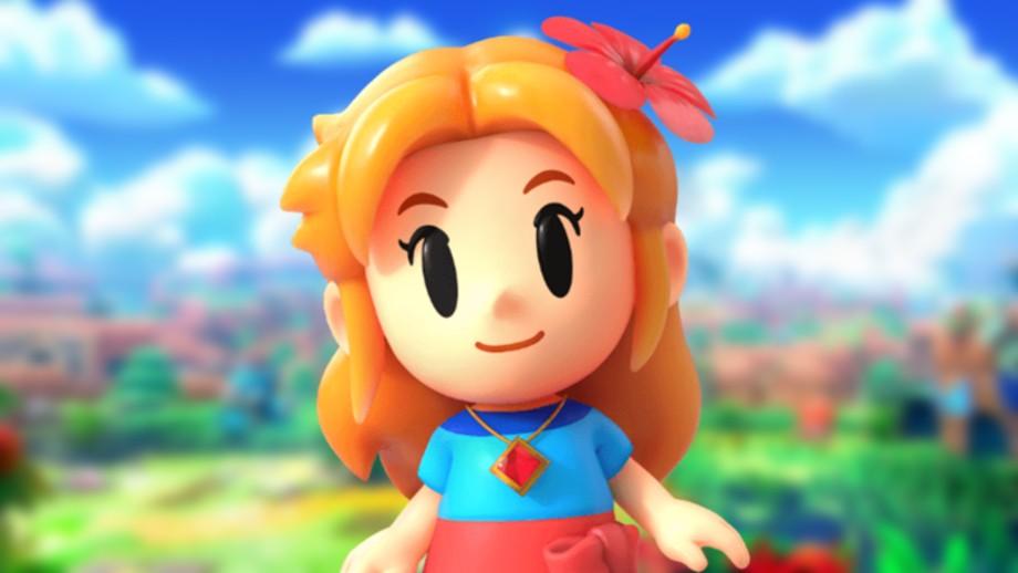 Marin S Voice Actoress In Link S Awakening Switch Is Yuuko