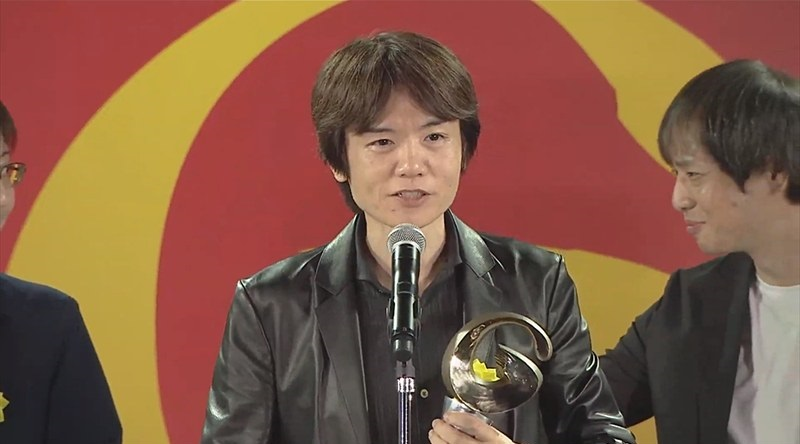 Masahiro Sakurai Was Initially Unaware Smash Bros. Ultimate Won Best Fighting Game At The Game Awards