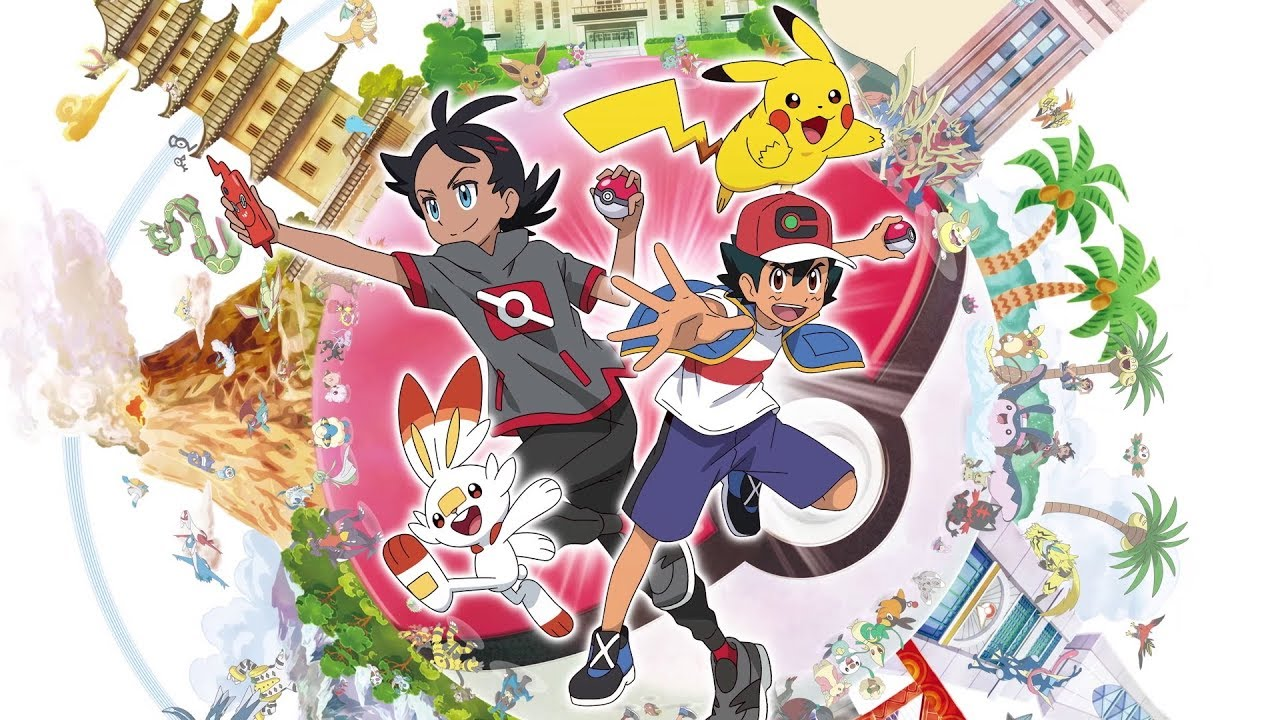 Even More Details About New Pokemon Anime Coming On October 27th