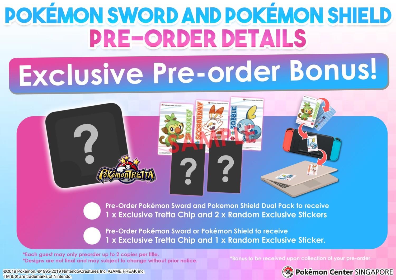 pokemon stickers new x 2